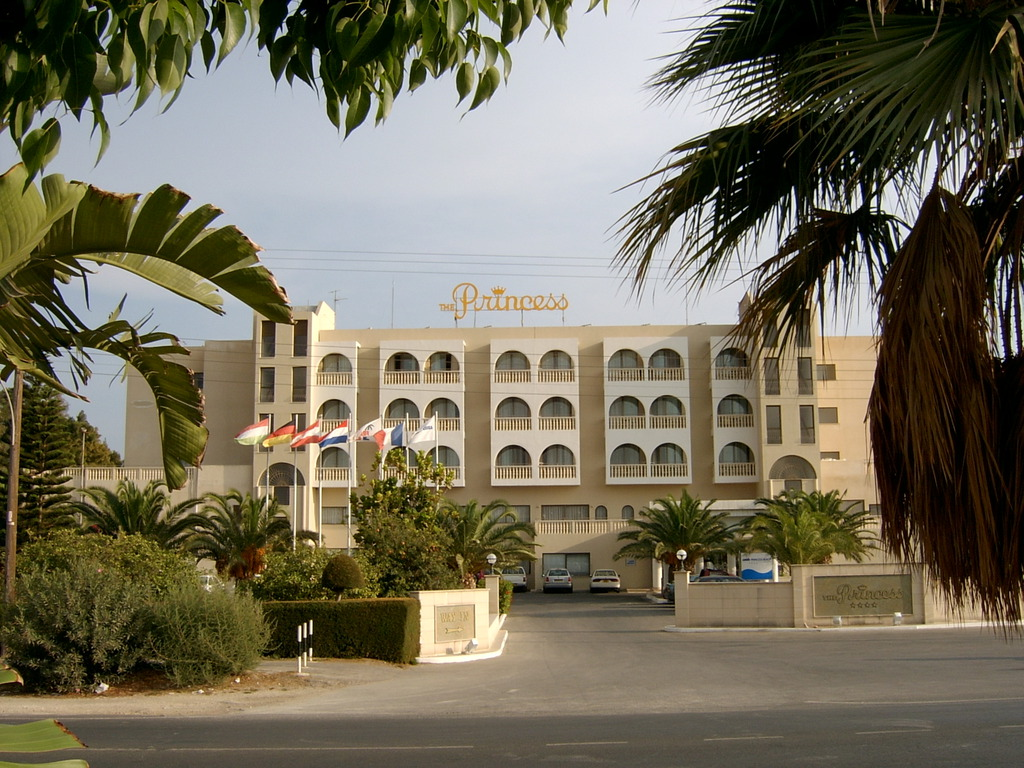 Hotel Princess Beach 4* - Cipru 7