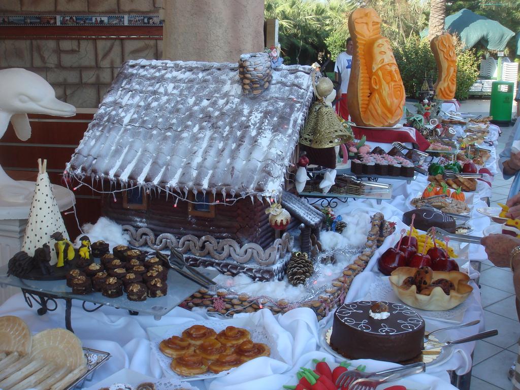 Hotel Delphin Palace 5* - Antalya 10