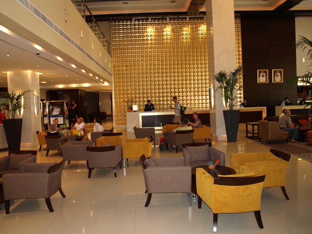 Hotel Media Rotana 5* - Dubai 4