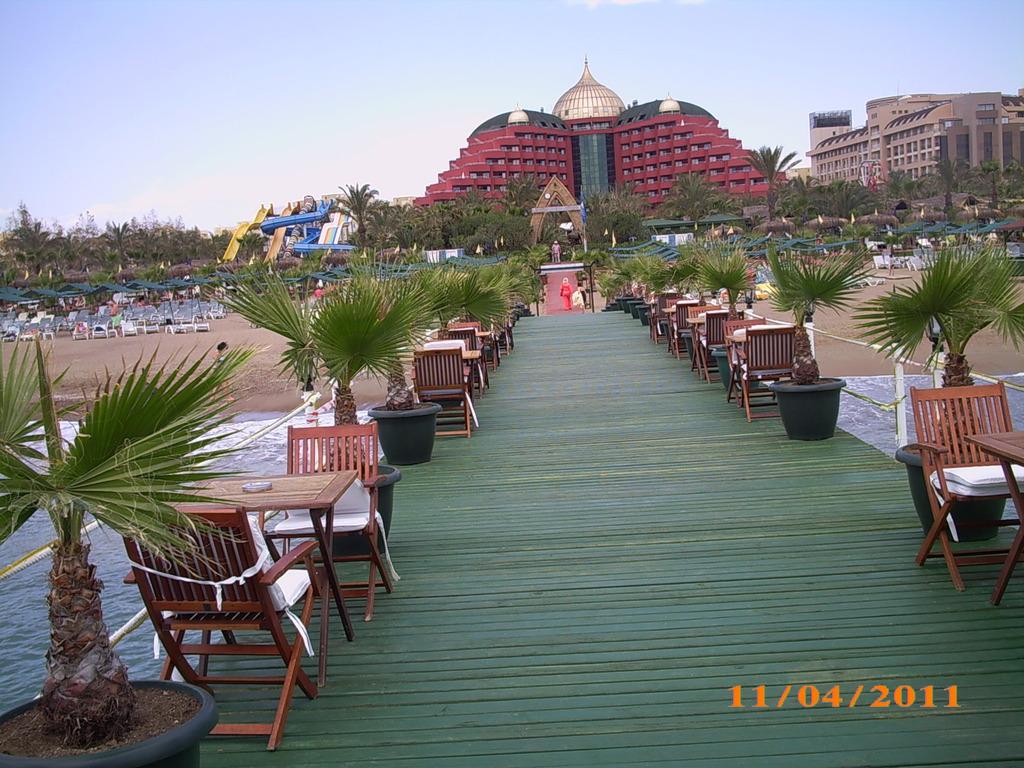 Hotel Delphin Palace 5* - Antalya 14