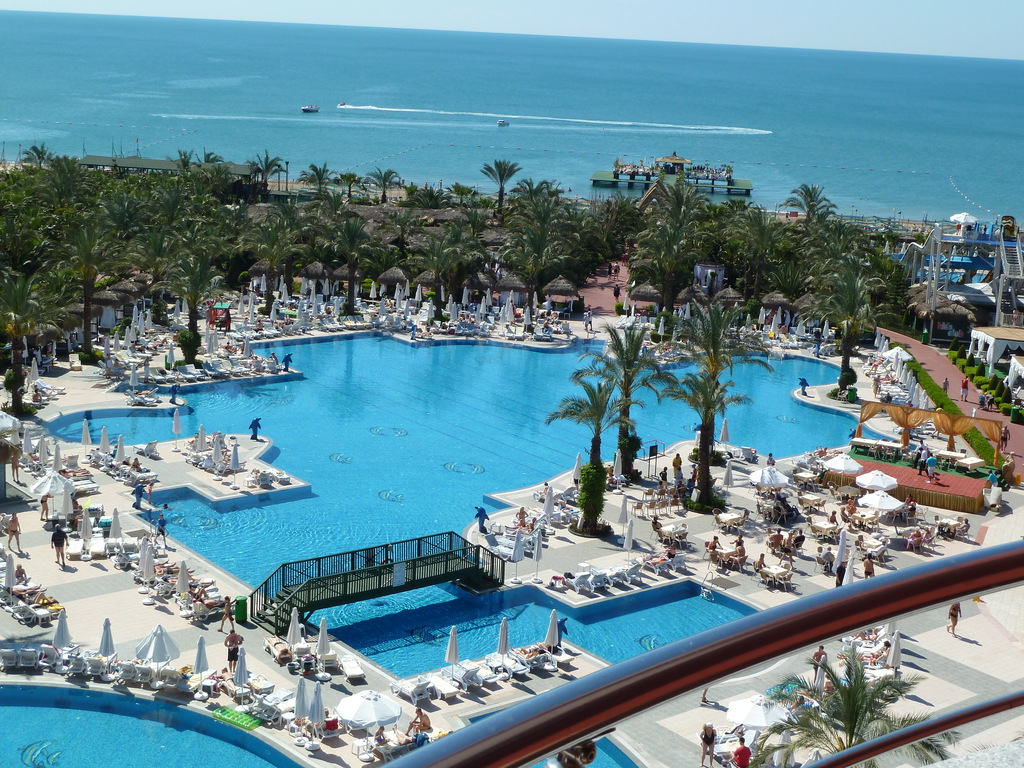 Hotel Delphin Palace 5* - Antalya 17