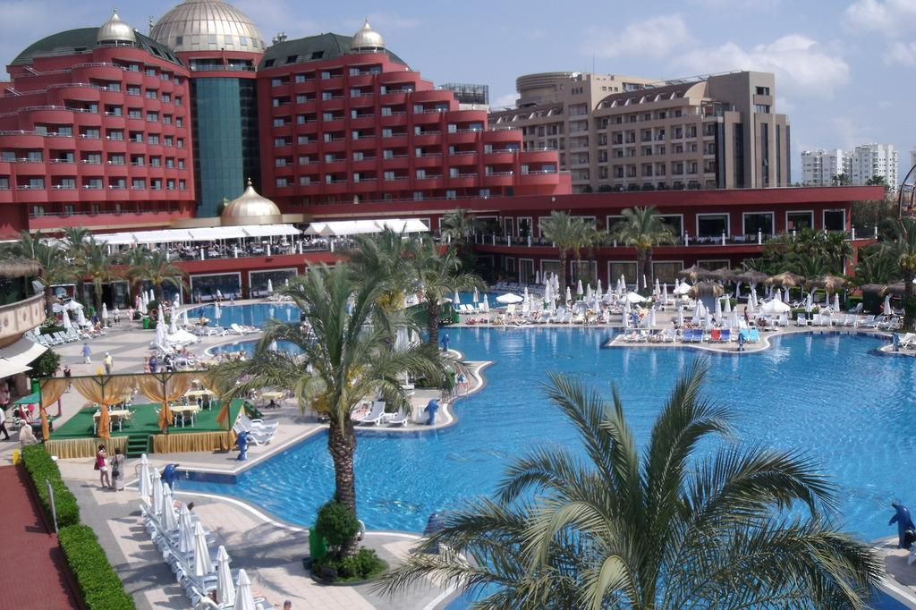 Hotel Delphin Palace 5* - Antalya 21