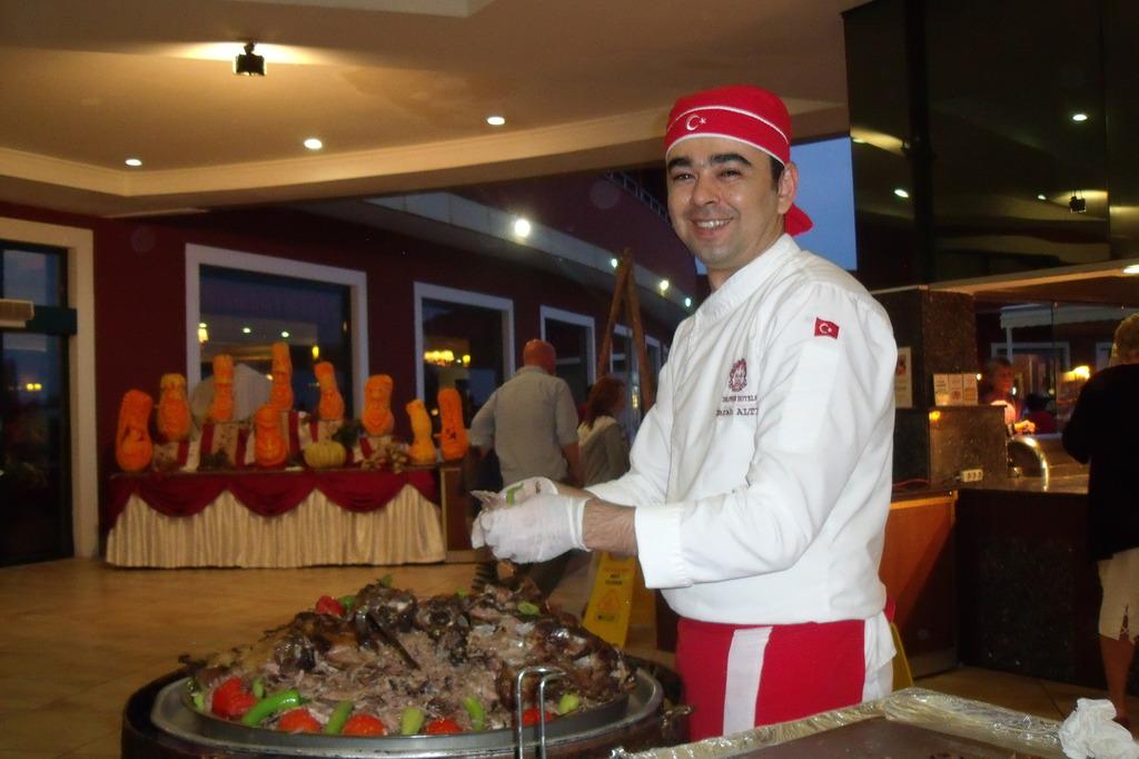 Hotel Delphin Palace 5* - Antalya 22
