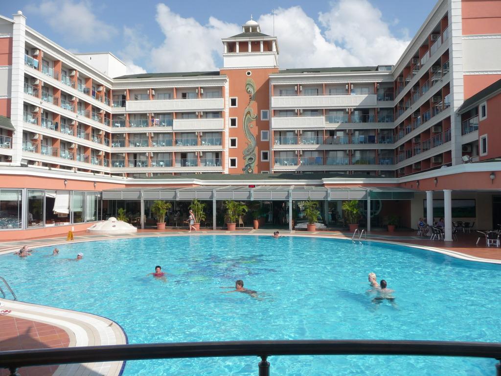 Hotel Insula Resort & Spa 5* - Alanya 21