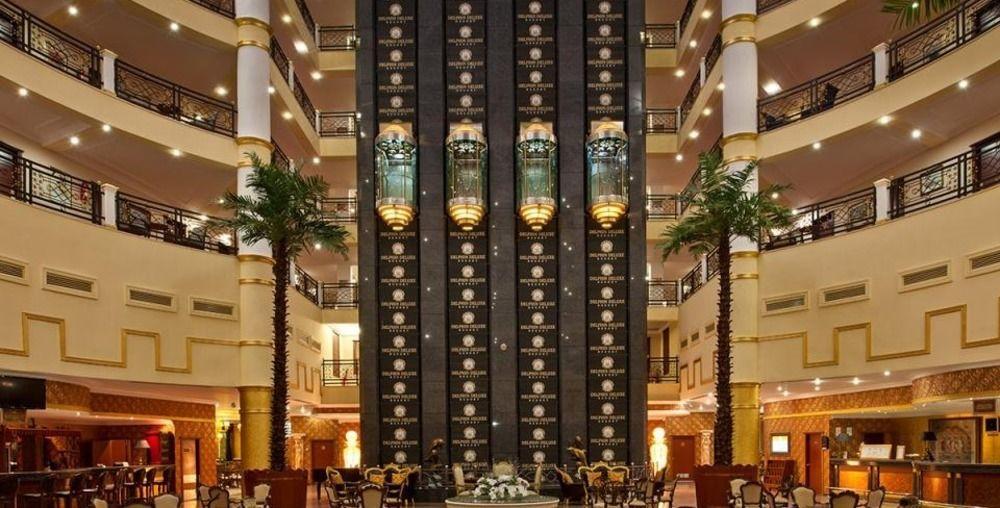 Hotel Delphin Deluxe Resort 5* - Alanya 17