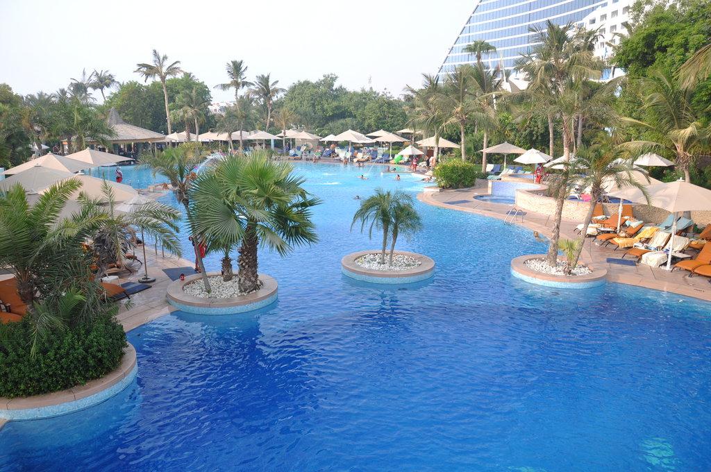 Hotel Jumeirah Beach Hotel 5* - Dubai 19