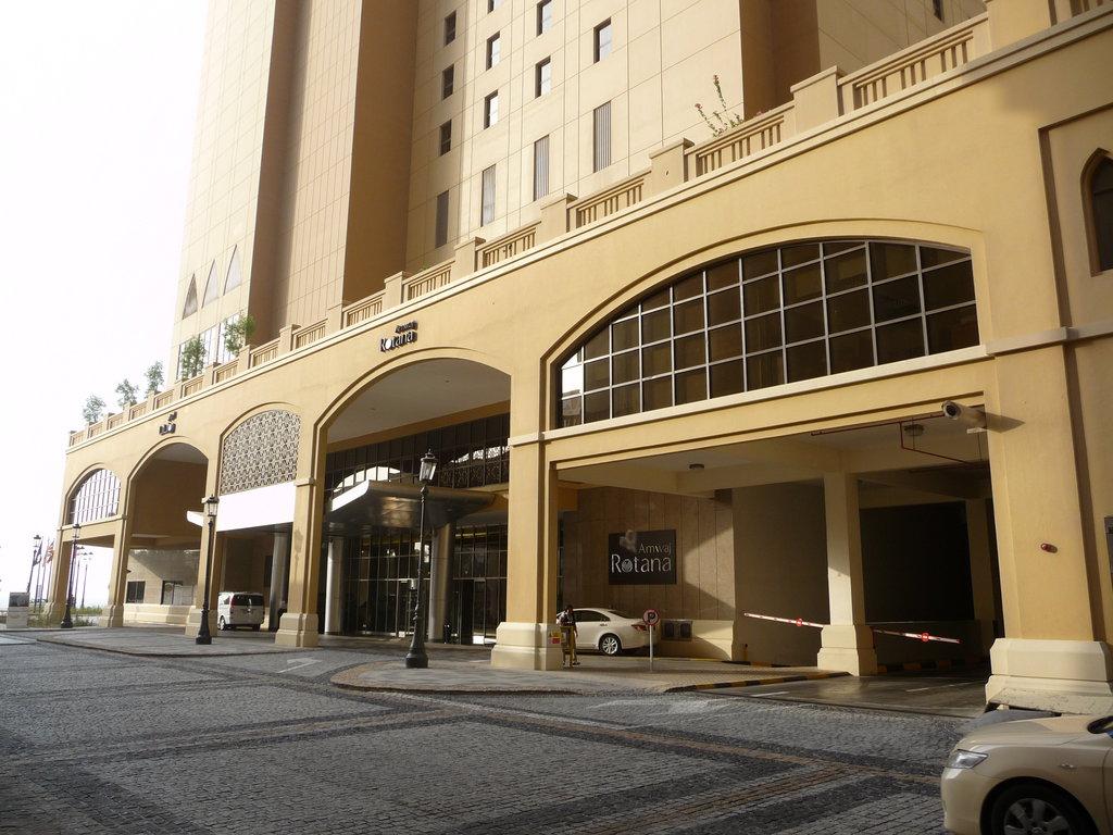 Hotel Amwaj Rotana Jumeirah Beach 5* - Dubai 8