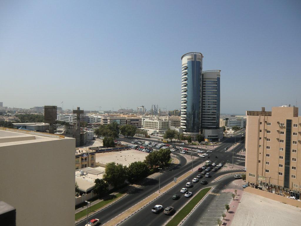 Hotel City Max Bur Dubai 3* - Dubai 1