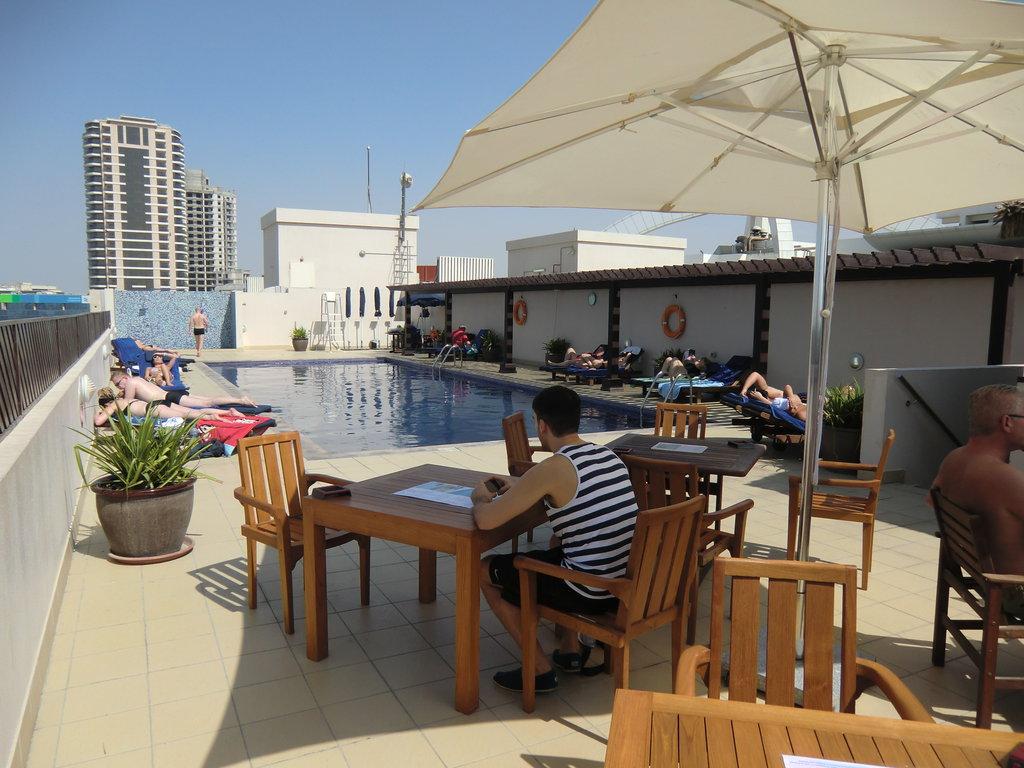 Hotel City Max Bur Dubai 3* - Dubai 4