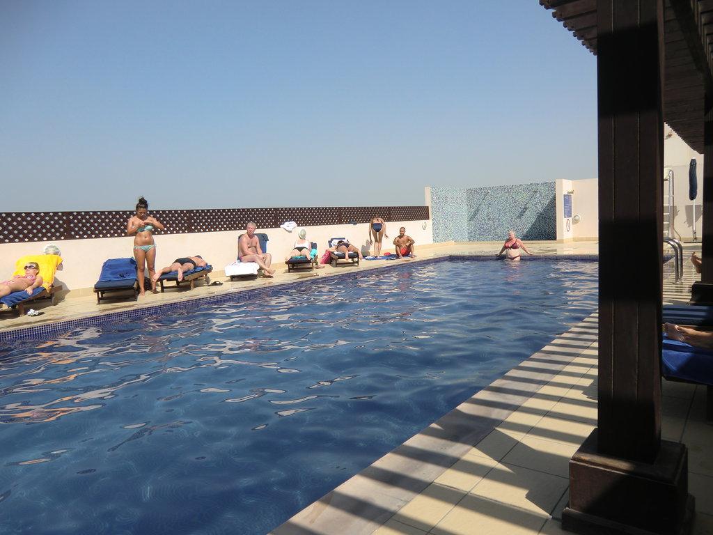 Hotel City Max Bur Dubai 3* - Dubai 10