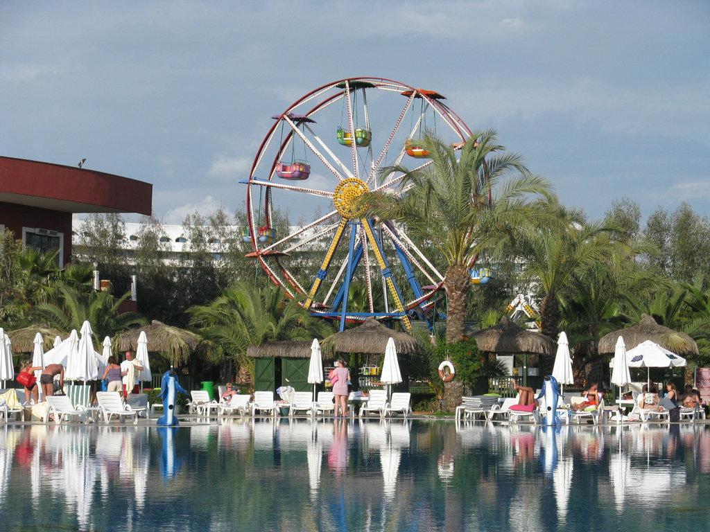 Hotel Delphin Palace 5* - Antalya 25