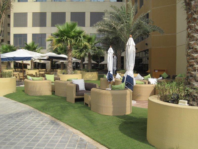 Hotel Amwaj Rotana Jumeirah Beach 5* - Dubai 12