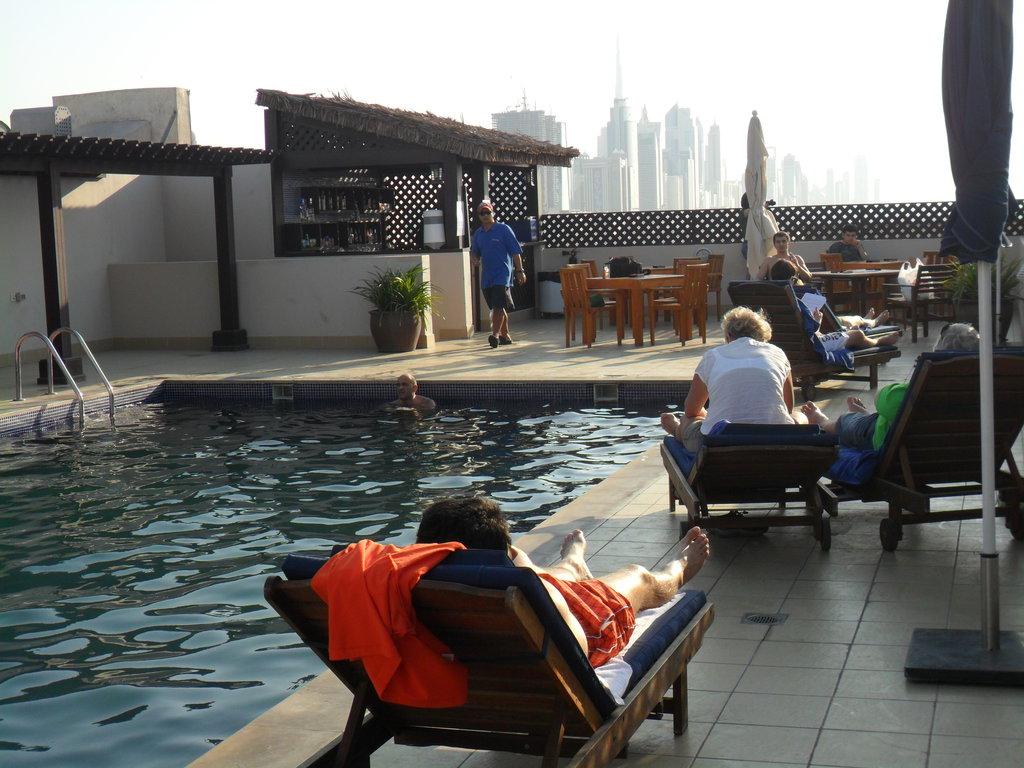 Hotel City Max Bur Dubai 3* - Dubai 12