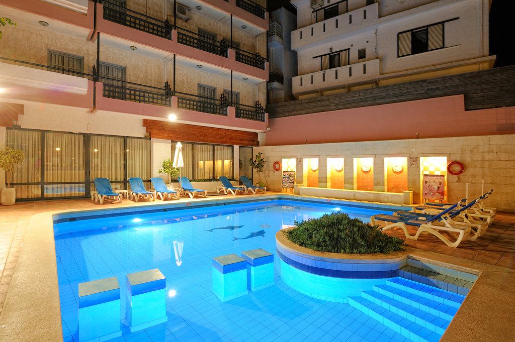 Hotel Agrabella 3* - Creta Heraklion