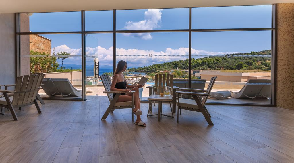 Miraggio Thermal Spa Resort 5* Deluxe - Halkidiki 14