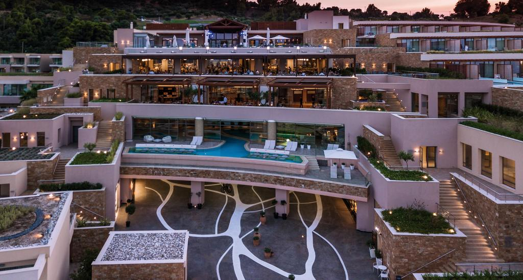 Miraggio Thermal Spa Resort 5* Deluxe - Halkidiki 15