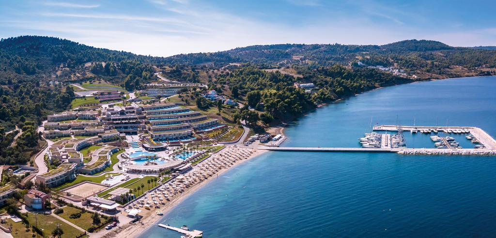 Miraggio Thermal Spa Resort 5* Deluxe - Halkidiki 17