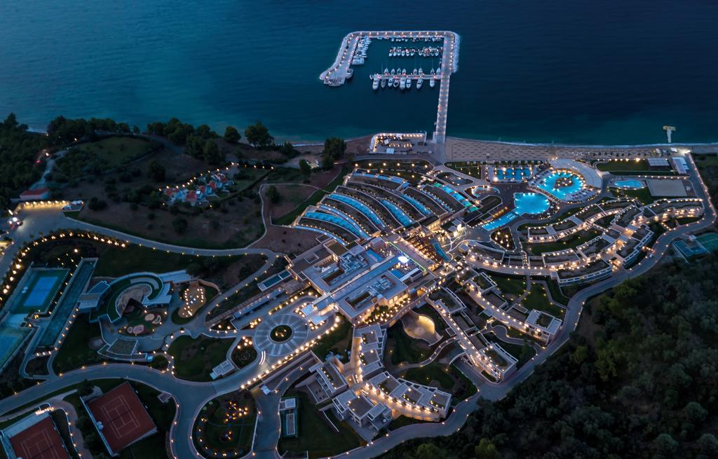 Miraggio Thermal Spa Resort 5* Deluxe - Halkidiki 22