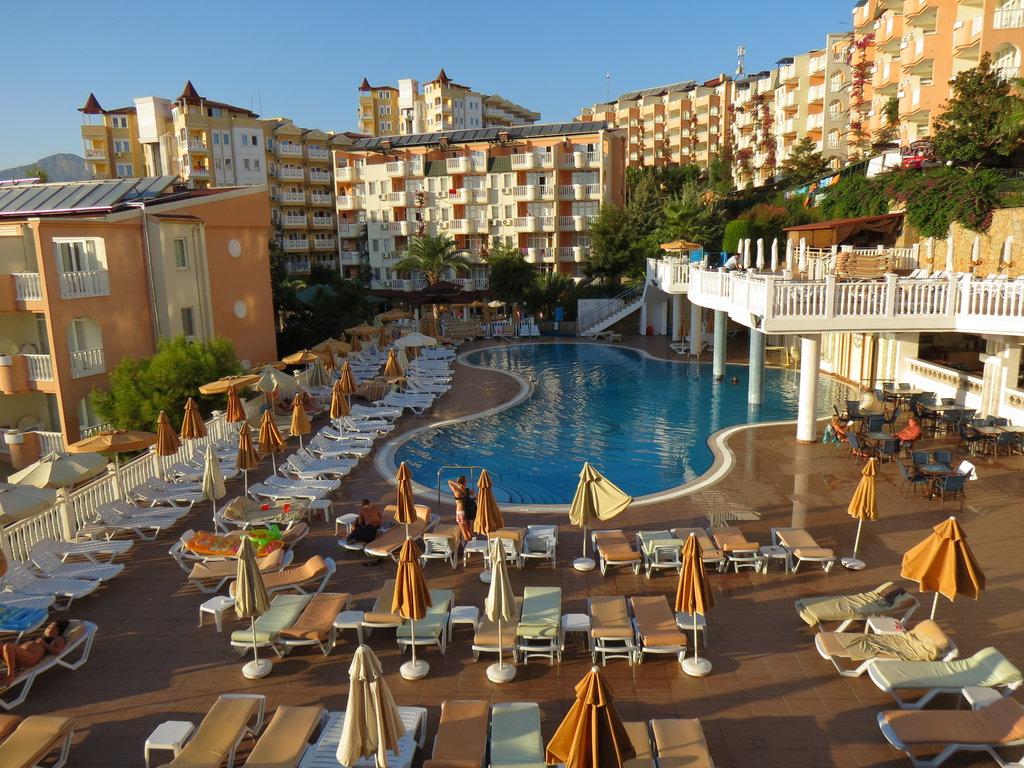 Club Paradiso Hotel 5* - Alanya