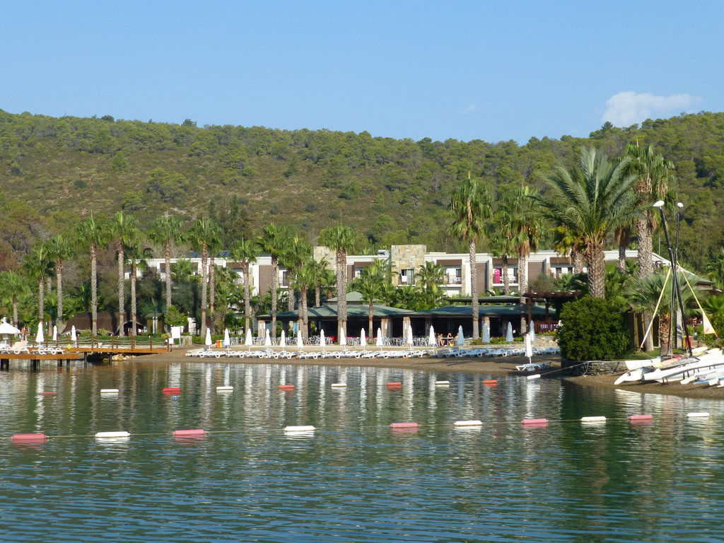 Hotel Crystal Green Bay 5* - Bodrum 12