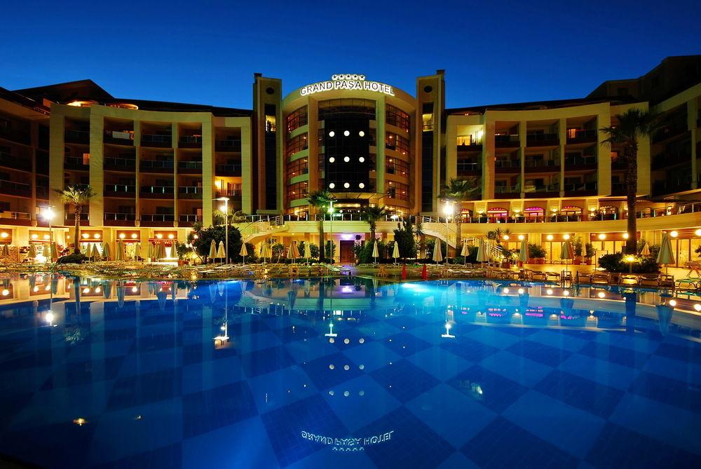 Hotel Grand Pasa 4* - Marmaris 4