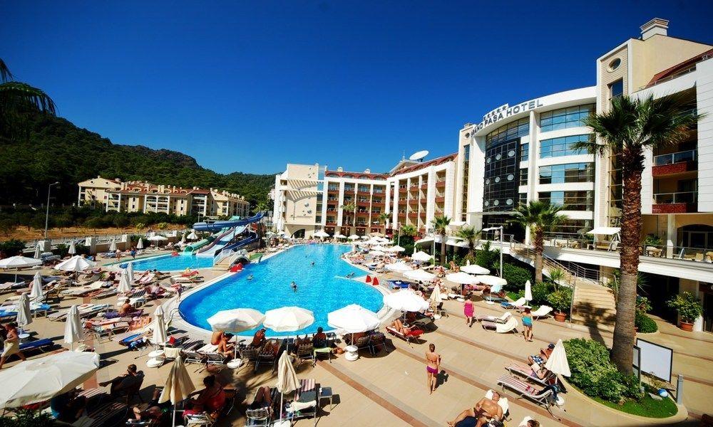 Hotel Grand Pasa 4* - Marmaris 8