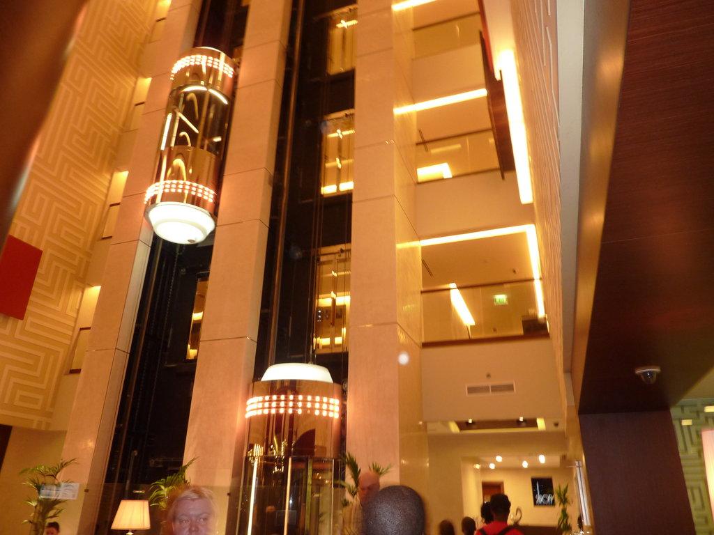 Hotel Auris Plaza Al Barsha 5* - Dubai 2
