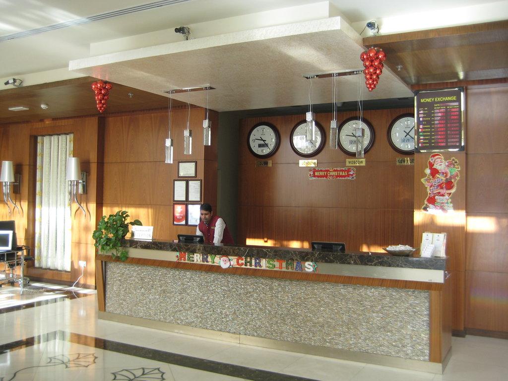 Hotel Marina View Apartments 4* - Dubai 8