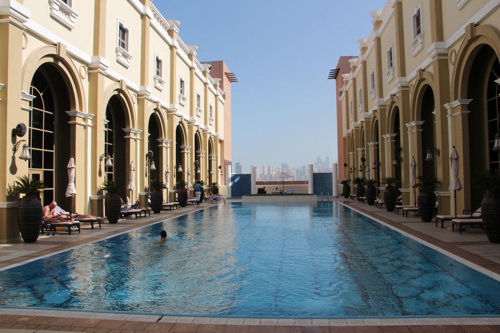 Hotel Movenpick IBN Battuta 5* - Dubai 20