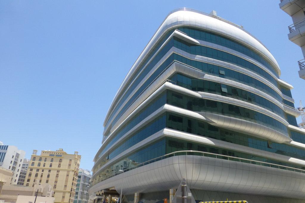Hotel Grand Excelsior Al Barsha 4* - Dubai 2