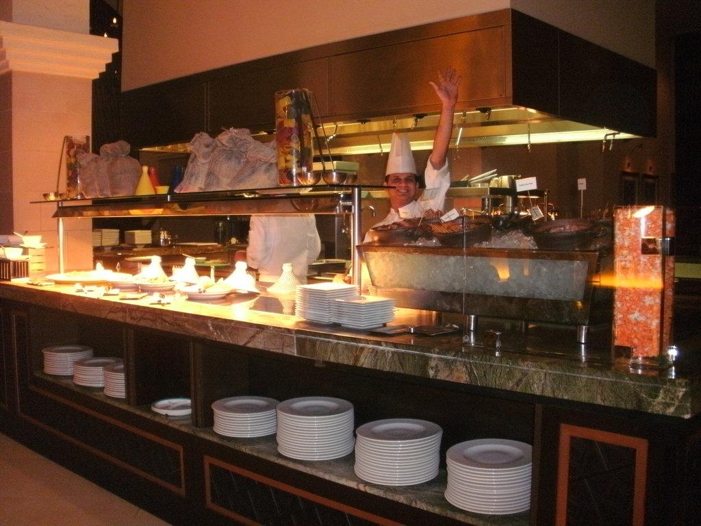Hotel Movenpick IBN Battuta 5* - Dubai 23