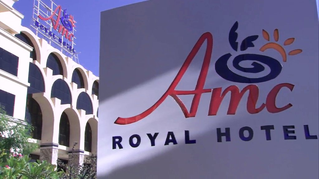 Hotel AMC Royal 5* - Hurghada 22