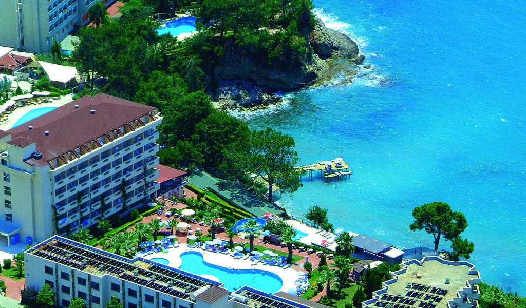 Hotel Aska Bayview 5* - Alanya 4