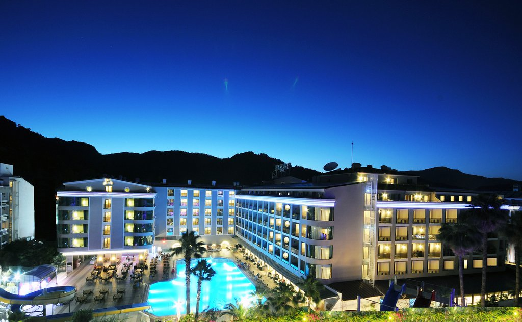 Oferta last minute hotel pasa beach 4 marmaris vacanta for Hotel last minute