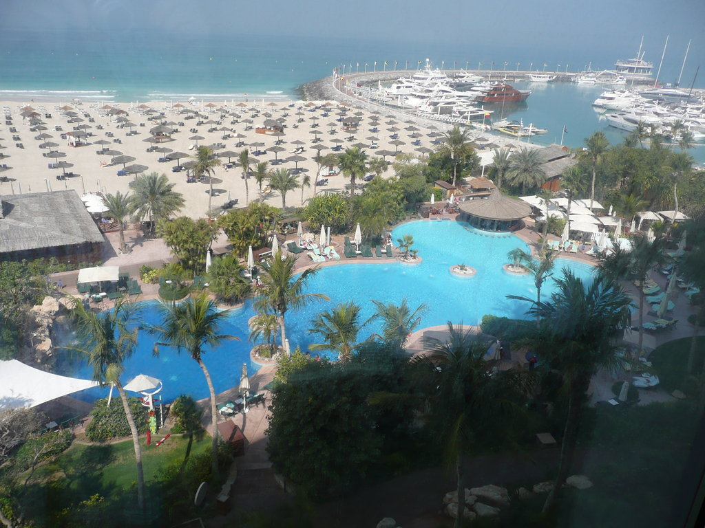 Hotel Jumeirah Beach Hotel 5* - Dubai 20