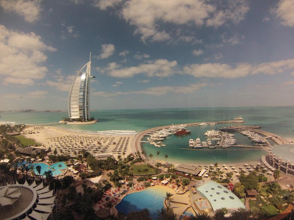 Hotel Jumeirah Beach Hotel 5* - Dubai 21