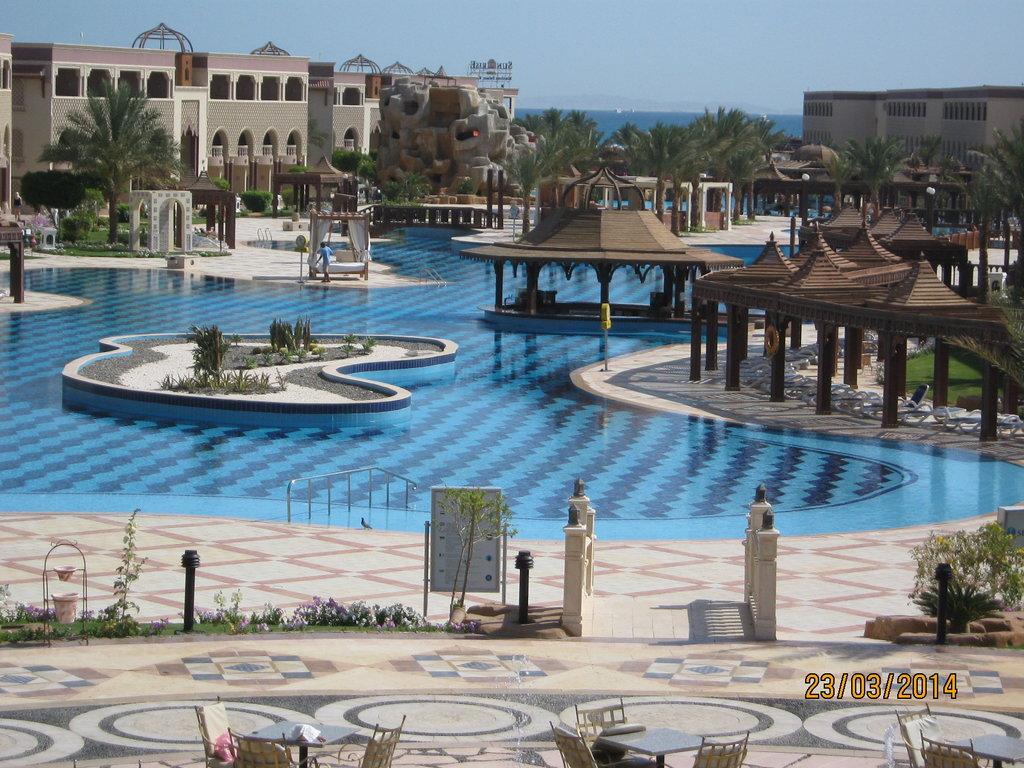 Hotel Sentido Mamlouk Palace 5* - Hurghada 11