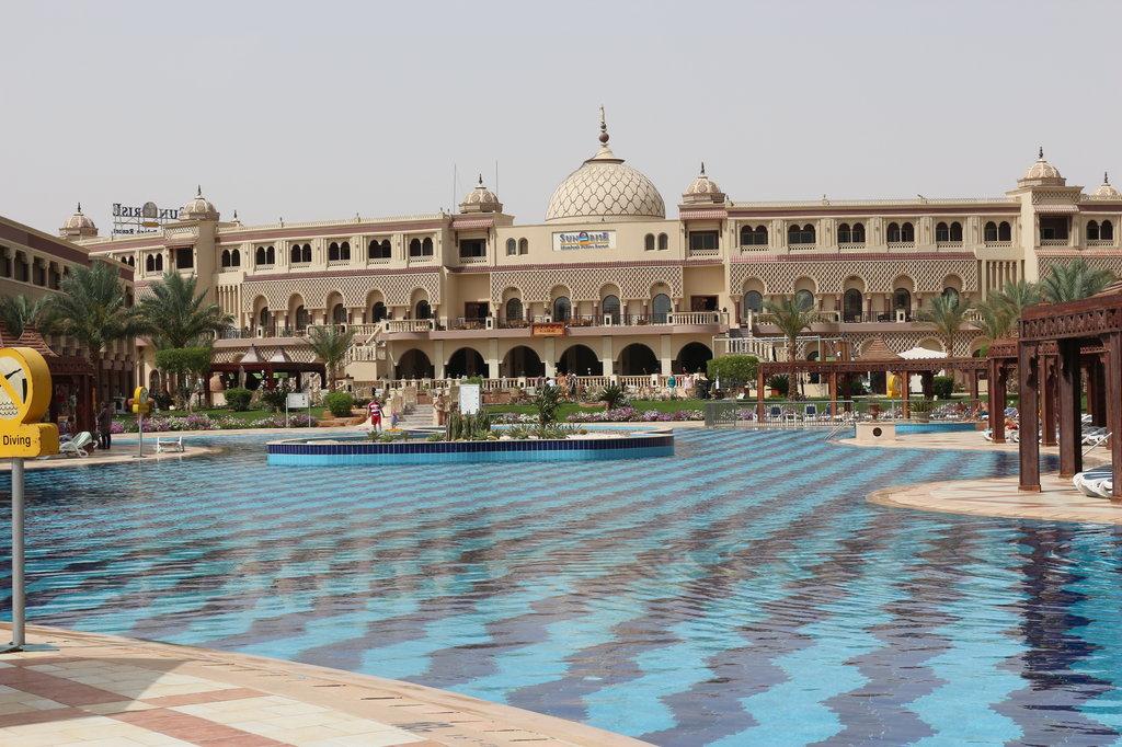 Hotel Sentido Mamlouk Palace 5* - Hurghada 12