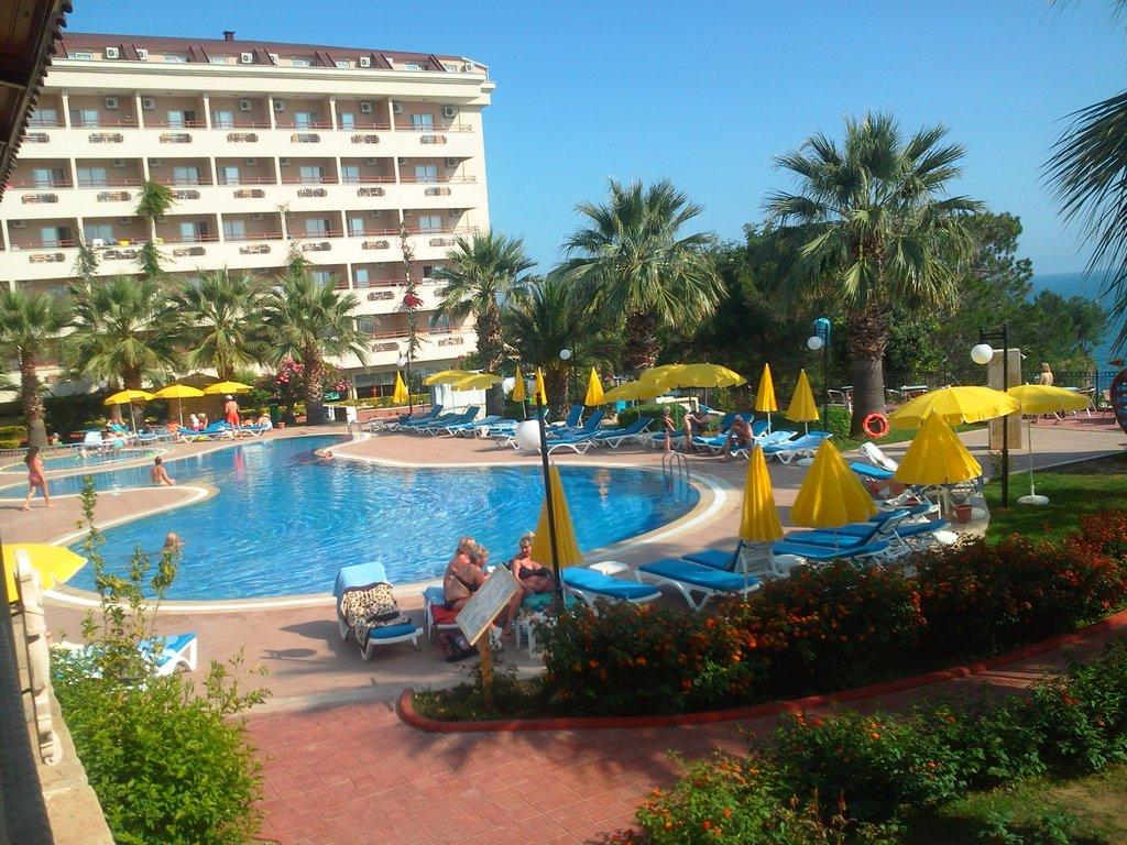 Hotel Aska Bayview 5* - Alanya 3
