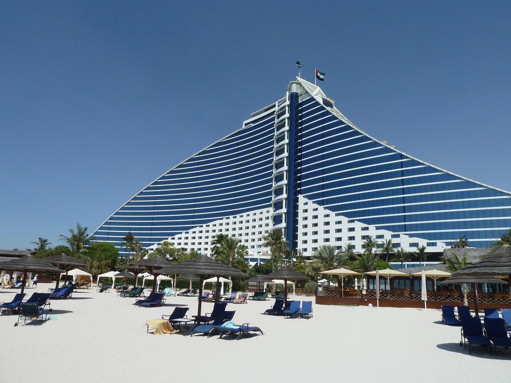 Hotel Jumeirah Beach Hotel 5* - Dubai 22