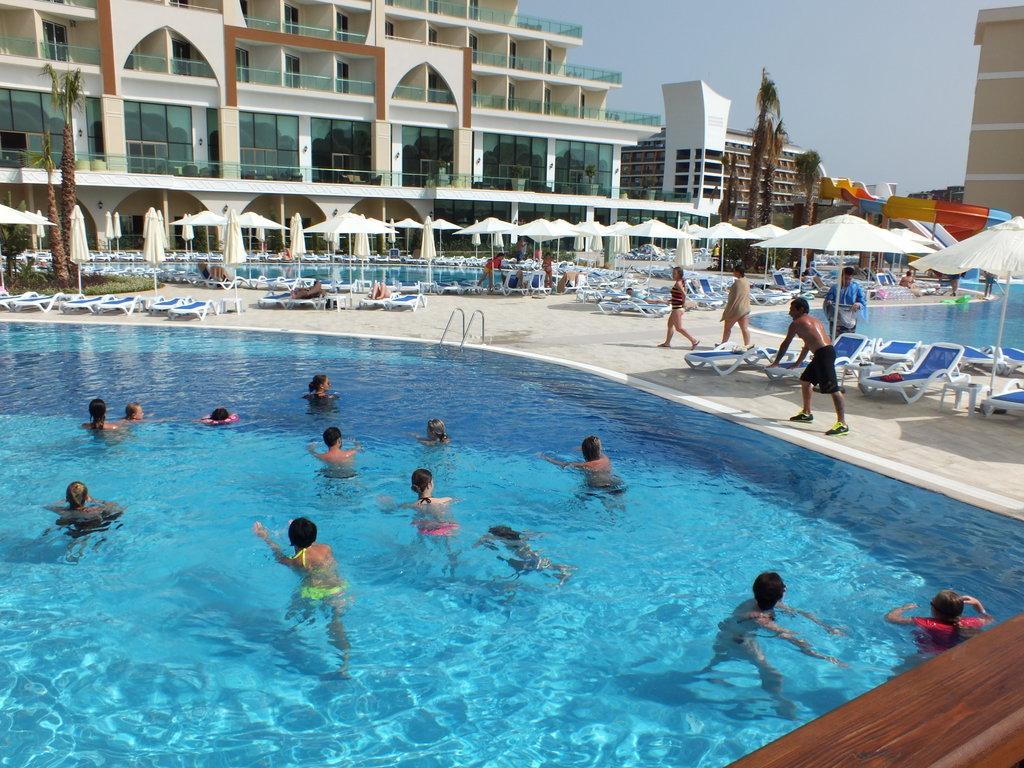 Plecare Bucuresti 22 iulie, Alan Xafira Deluxe Resort 5* - Alanya 22