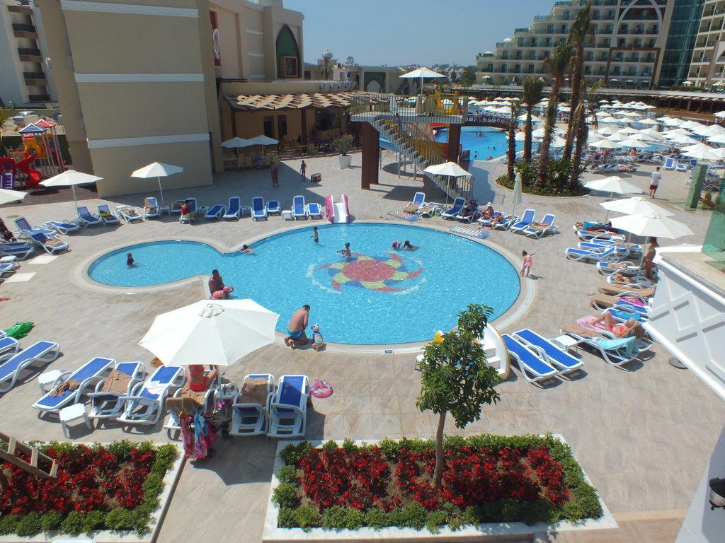 Plecare Bucuresti 22 iulie, Alan Xafira Deluxe Resort 5* - Alanya 19