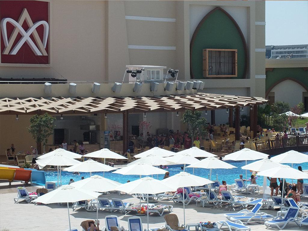 Plecare Bucuresti 22 iulie, Alan Xafira Deluxe Resort 5* - Alanya 12