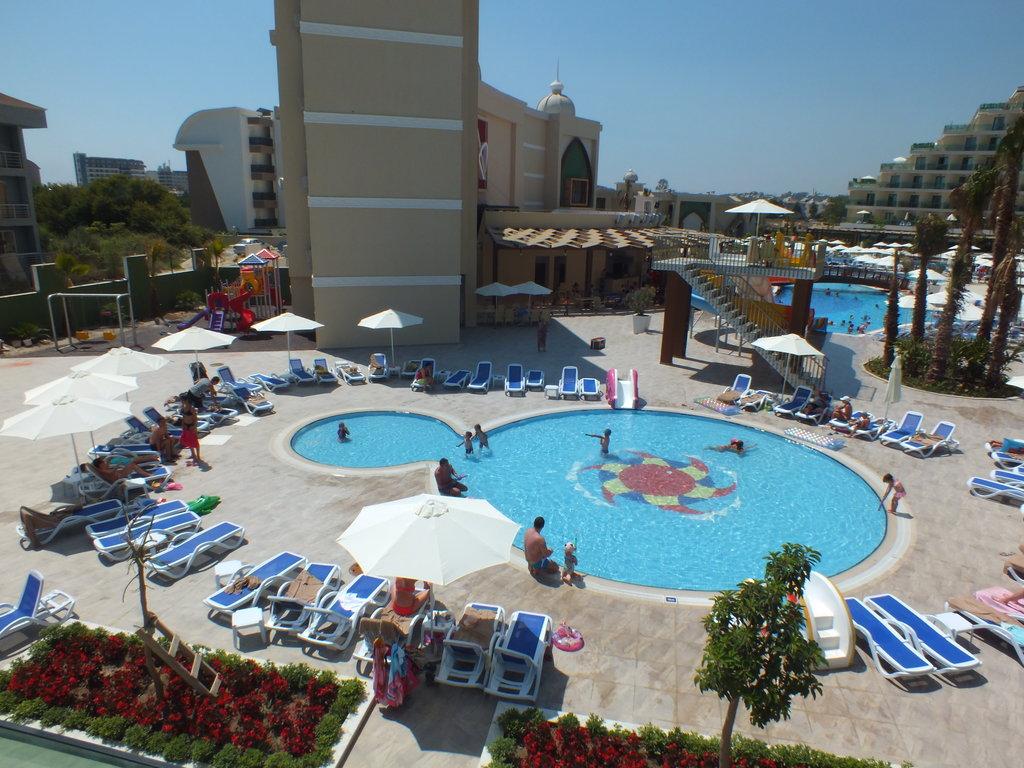Plecare Bucuresti 22 iulie, Alan Xafira Deluxe Resort 5* - Alanya 10