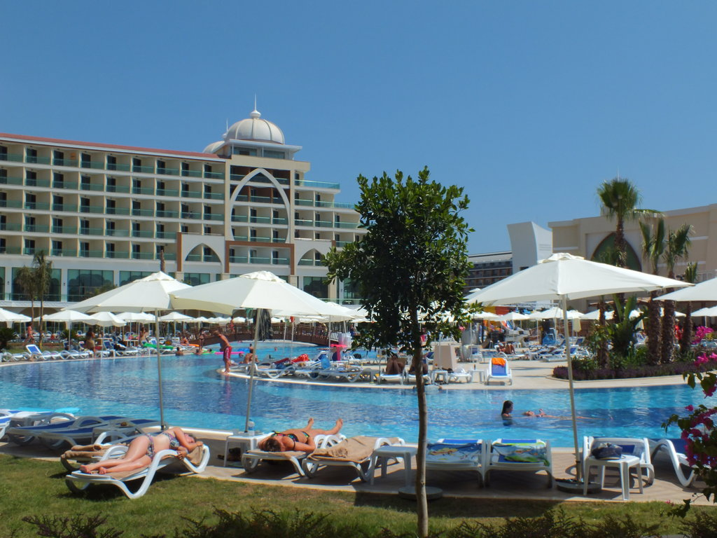 Plecare Bucuresti 22 iulie, Alan Xafira Deluxe Resort 5* - Alanya 9