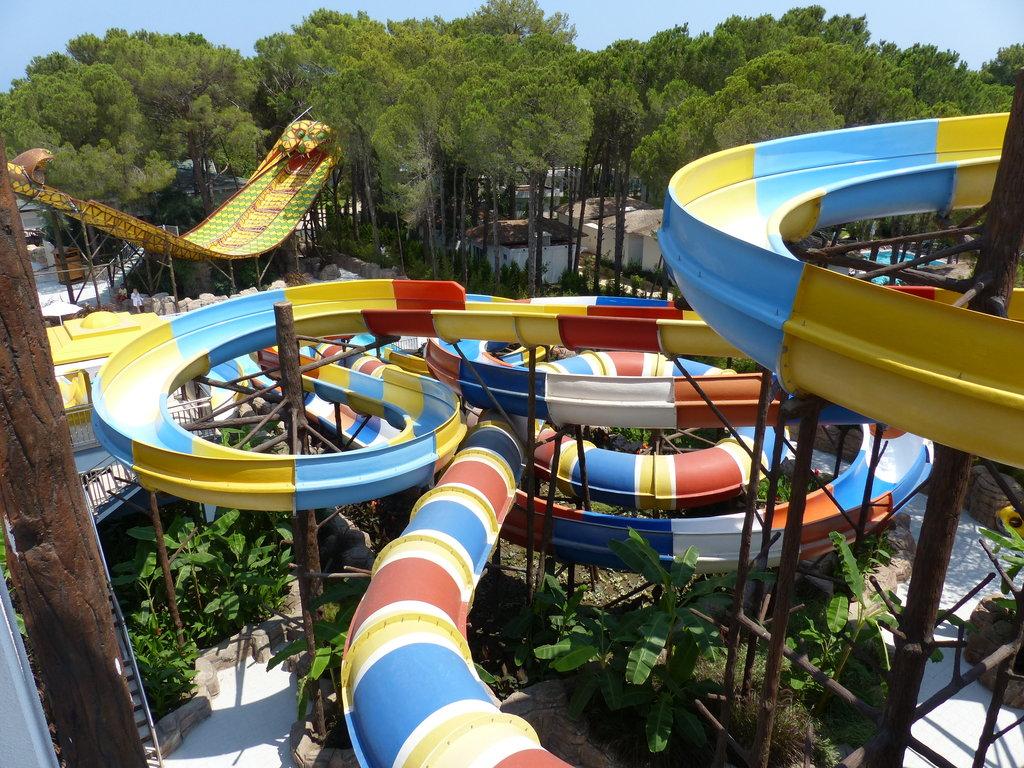 Hotel Nirvana Lagoon Villas Suites & Spa 5* - Kemer 1