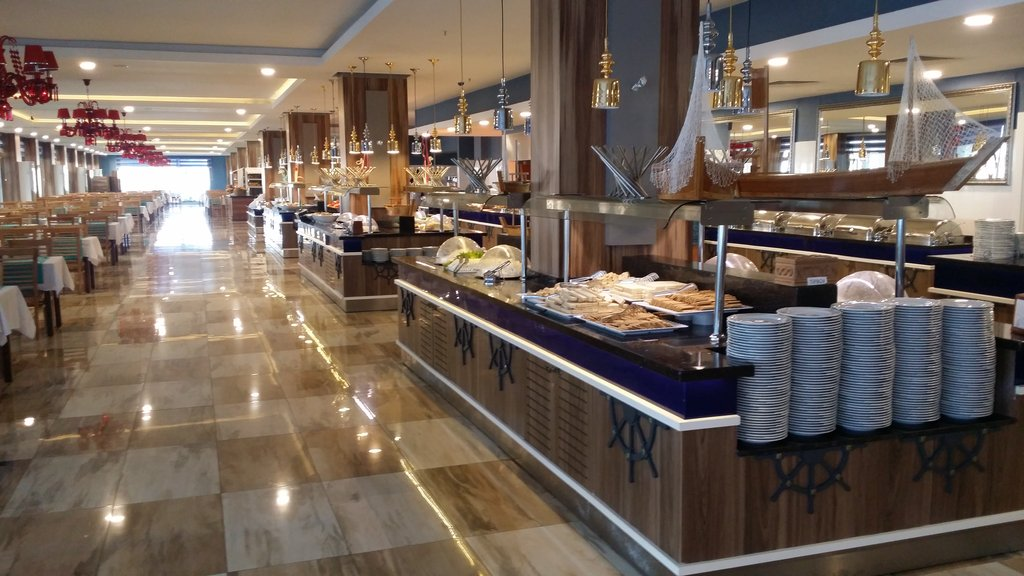 Hotel Eftalia Marin Resort 5* - Alanya 18