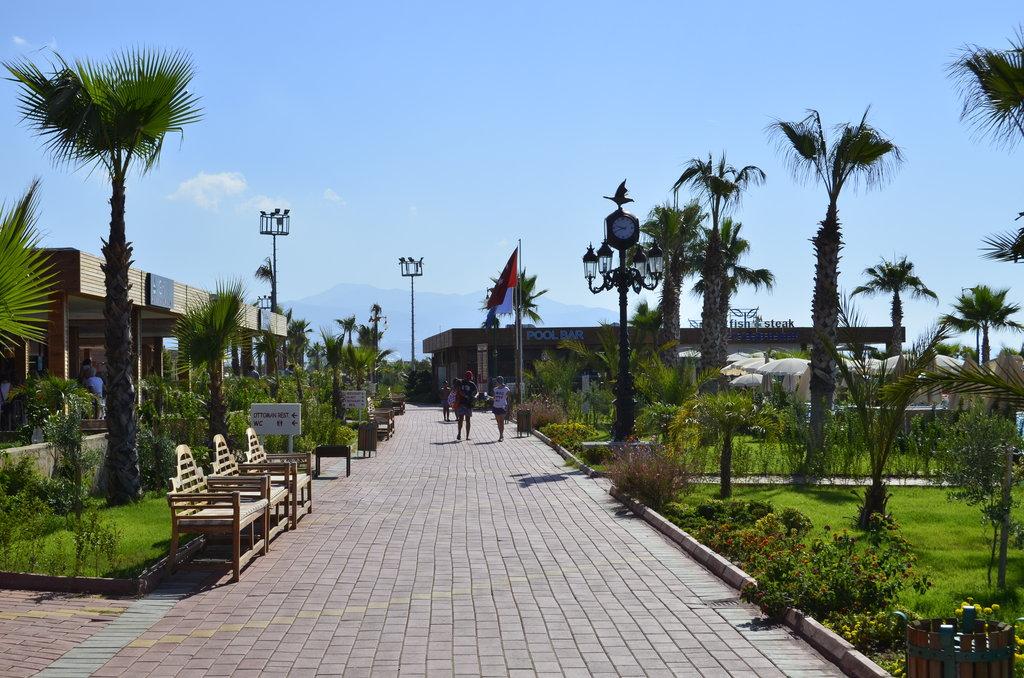 Hotel Eftalia Marin Resort 5* - Alanya 5