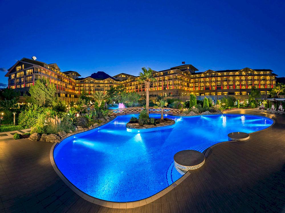 Hotel Avantgarde Resort 5* - Kemer 11