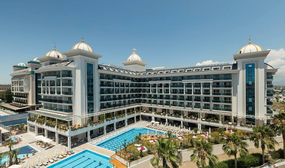 Hotel Side La Grande Resort & Spa 5* - Side